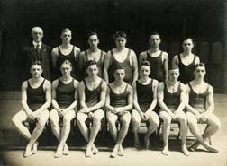 Swimming, 1919