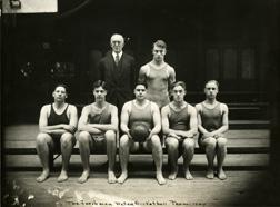 Swimming, 1924