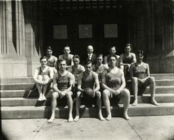 Swimming, 1925