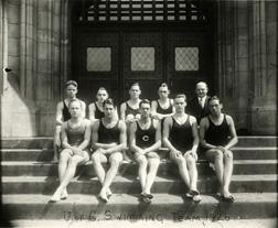 Swimming, 1926