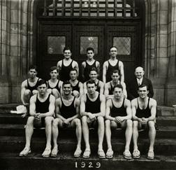 Swimming, 1929