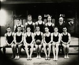 Swimming, 1932