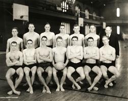Swimming, 1937