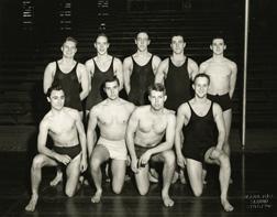 Swimming, 1943