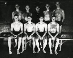 Swimming, 1947