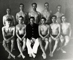 Swimming, 1948
