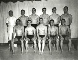 Swimming, 1955