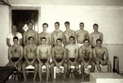 Swimming, 1965