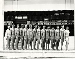 Swimming, 1967-1968