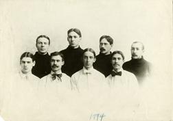 Tennis, 1893-1894