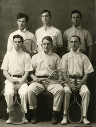 Tennis, 1905