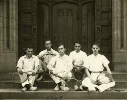 Tennis, 1907