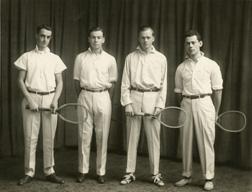 Tennis, 1909