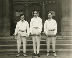 Tennis, 1911