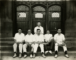 Tennis, 1912
