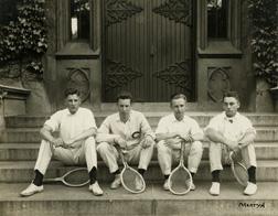 Tennis, 1914