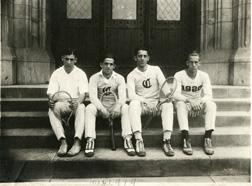 Tennis, 1919
