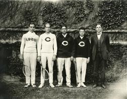 Tennis, 1920