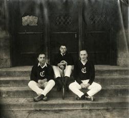 Tennis, 1921