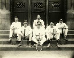 Tennis, 1924