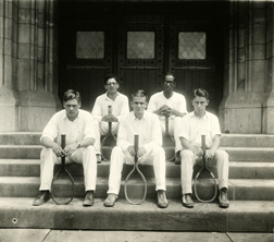 Tennis, 1925