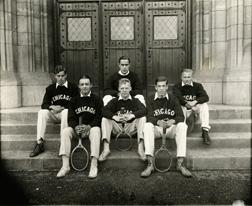 Tennis, 1928