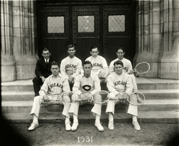 Tennis, 1931