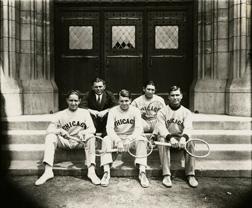 Tennis, 1932