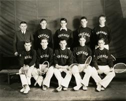 Tennis, 1935