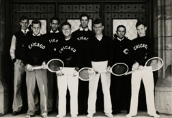 Tennis, 1936
