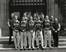 Tennis, 1938