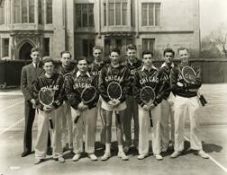 Tennis, 1940