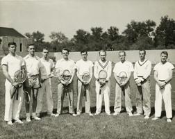 Tennis, 1947