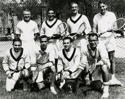 Tennis, 1960