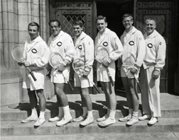 Tennis, 1961