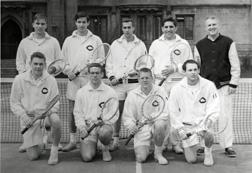 Tennis, 1962
