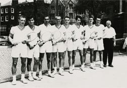 Tennis, 1963