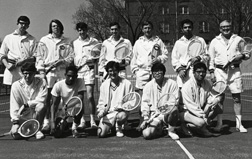 Tennis, 1969