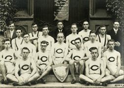 Track, 1911