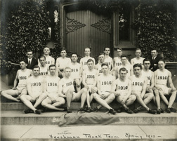 Track, 1913