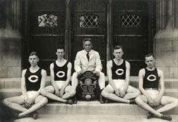 Track, 1920
