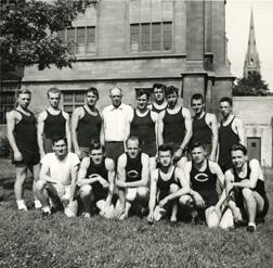 Track, 1946
