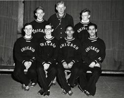 Cross-country, 1950