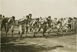 Track, 1900s