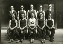 Wrestling, 1917