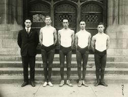 Wrestling, 1918