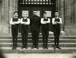 Wrestling, 1920