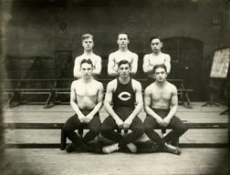 Wrestling, 1923