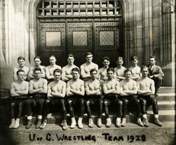Wrestling, 1928