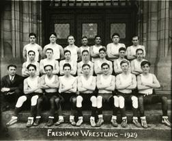 Wrestling, 1929